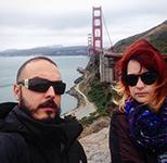 Gabriele e Lucas – San Francisco